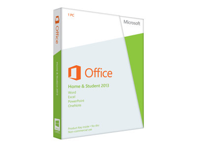 Microsoft Office Home and Student 2013 - DVD Download
