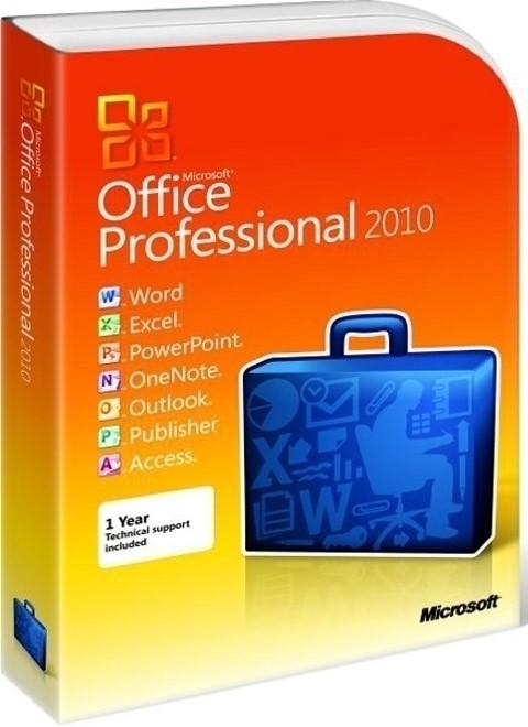 Microsoft Office Professional 2010 - Download