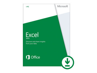 Microsoft Excel 2010 - Download