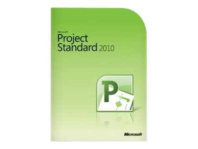 Microsoft Project Standard 2010 - Download