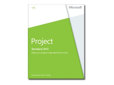 Microsoft Project Standard 2013 - Download