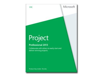 Microsoft Project Professional 2013 - Download