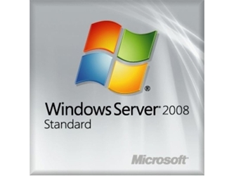 Microsoft Windows Server 2008 32-64 bit Standard with 10 CALs - Download