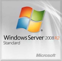 Microsoft Windows Server 2008 R2 Standard with 10 CALs - Download