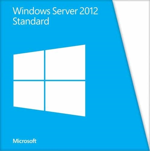 Microsoft Windows Server 2012 Standard with 10 CALs - Download