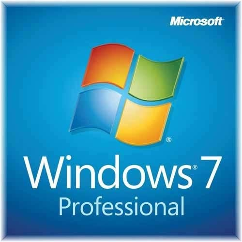 Windows 7 Professional Full Version OEM 32/64-bit - Download