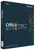 Office Home & Business Mac 2011