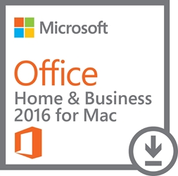 Office Home & Business Mac 2016