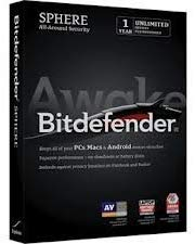 Bitdefender Sphere 2013: 1 Year Unlimited Devices per Household (PC/Android/Mac)