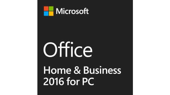 Microsoft Office 2016 Home and Business for Windows- Retail PKC