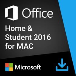 Microsoft Office 2016 Home and Student for Mac - Download