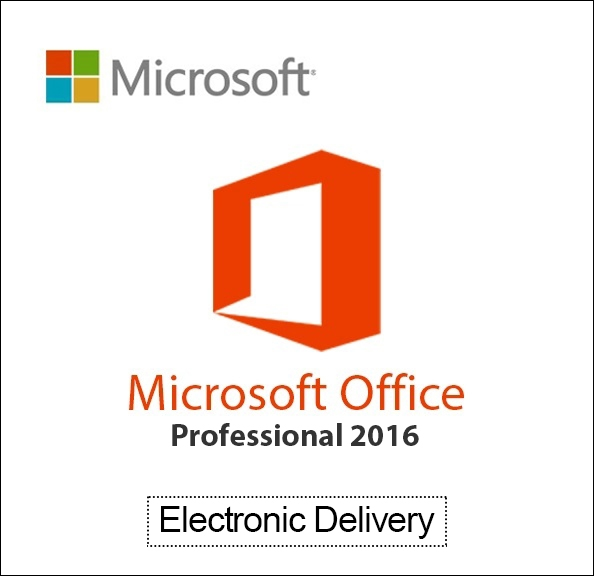 Microsoft Office 2016 Professional for Windows - Download