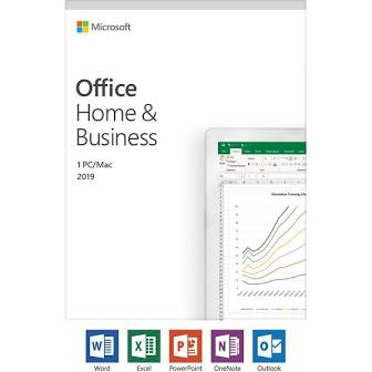 Microsoft Office 2019 Home and Business for Windows - Retail PKC