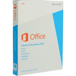 Microsoft Office Home and Business 2013 - Download