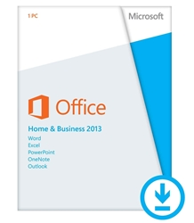 Office 2013 Home and Business (Manufacturer Number) T5D-01575)