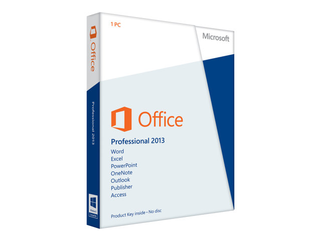 Microsoft Office Professional 2013 - Download