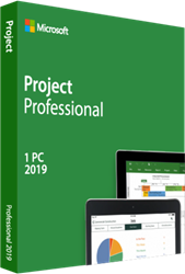 Microsoft Project 2019 Professional - Download