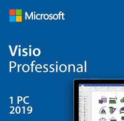 Microsoft Visio 2019 Professional - Download