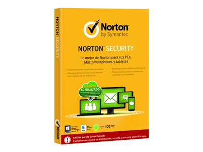 Norton Security ( v. 3.0 ) - 5 Devices - 1 year Subscription - Download