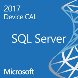 SQL Server 2017 Device CAL OLP