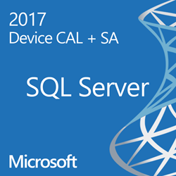 SQL Server 2017 Standard Single Device CAL  OLP/SA
