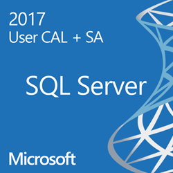 SQL Server 2017  User CAL  OLP/SA