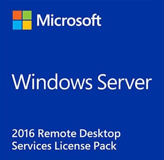 Windows 2016 Remote Desktop Services 5 User CALs - Instant Delivery