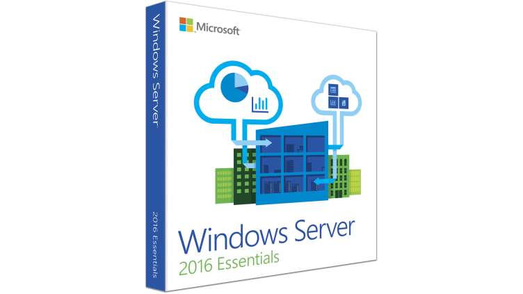 Windows Server 2016 Essentials (up to 25 Users) Download