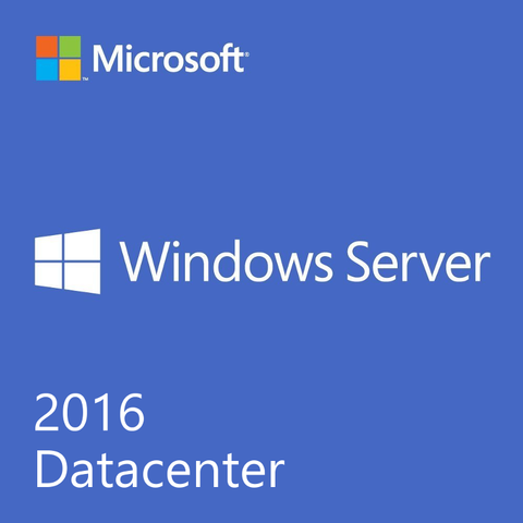 Windows Server 2016 Datacenter 16 Core - Download