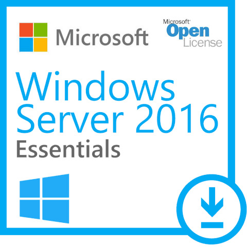 Windows Server 2016 Essentials (for up to 25  Users) OLP