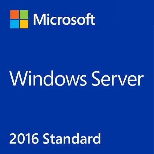 Windows Server 2016 Standard 16 Core License - OEM