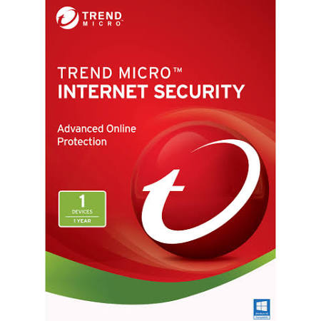 Trend Micro Internet Security (1 Device) (1-Year Subscription)