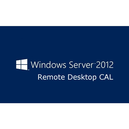 Windows 2012 Remote Desktop Services 5 User  CALs  SA