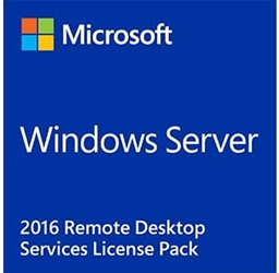 Windows 2016 Remote Desktop Services 5 User  CALs  OLP/SA
