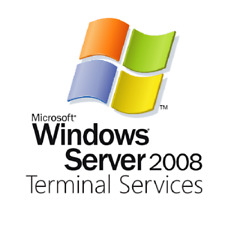Windows 2008 Terminal Services 5  User  CALs  OLP/SA