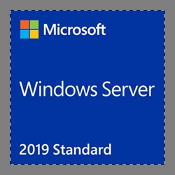 Windows Server 2019 Standard 16 Core License with 5 CALs  OLP/SA