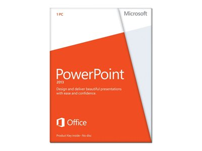 Microsoft PowerPoint 2013 - Download