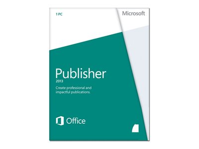 Microsoft Publisher 2013 - Download