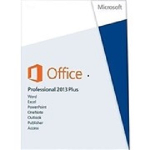 Microsoft Office 2013 Professional Plus OLP