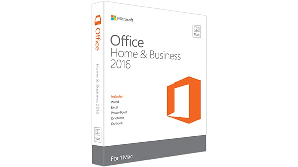 Microsoft Office 2016 Home and Business for Mac - Download