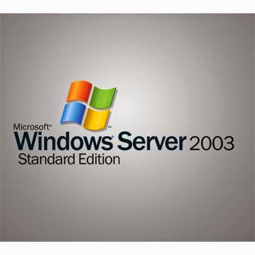 Windows Server 2003 Standard R2 with 5 Clients Download