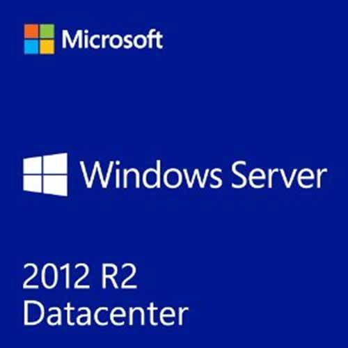Windows Server 2012 R2 Datacenter 2 Processor