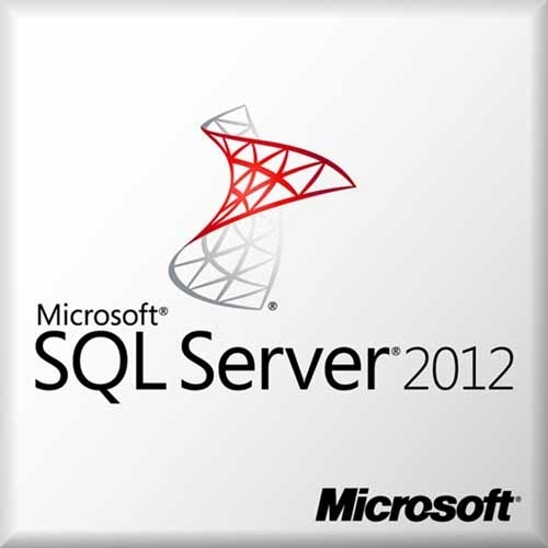 SQL Server 2012 Standard  with 5 CALs Download